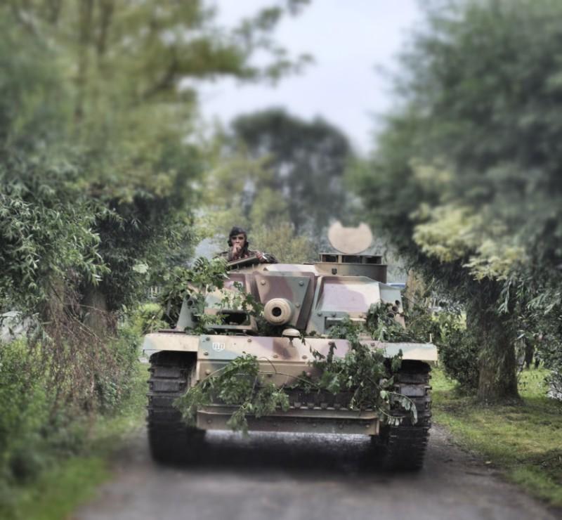 Elingen Le Tank Hunter  Pyronn19