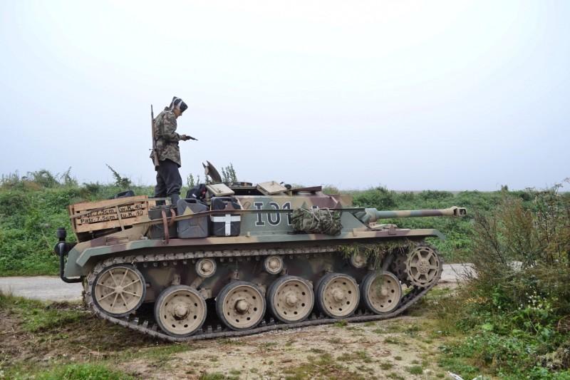 Elingen Le Tank Hunter  Pyronn20