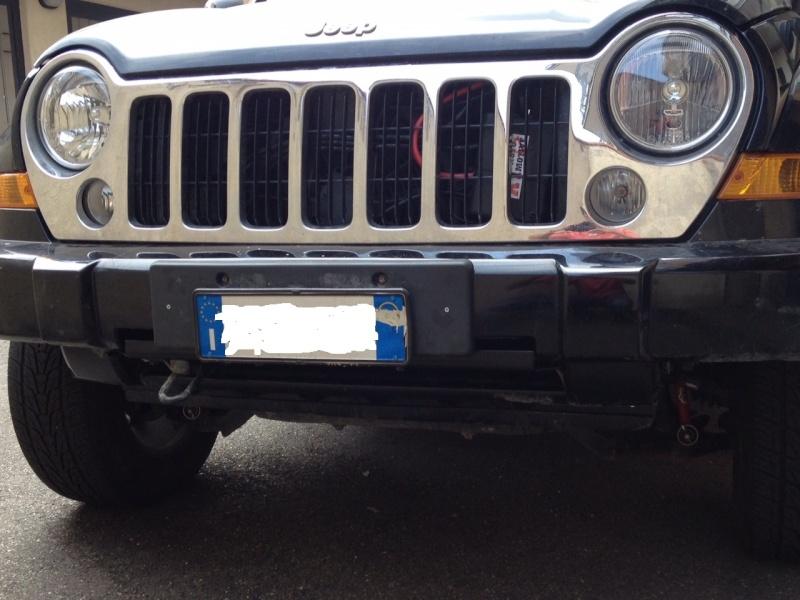 ...e io che pensavo di avere la jeep rialzata... Fullsi10