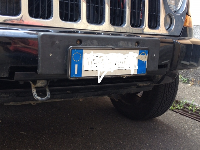 ...e io che pensavo di avere la jeep rialzata... Img_0610