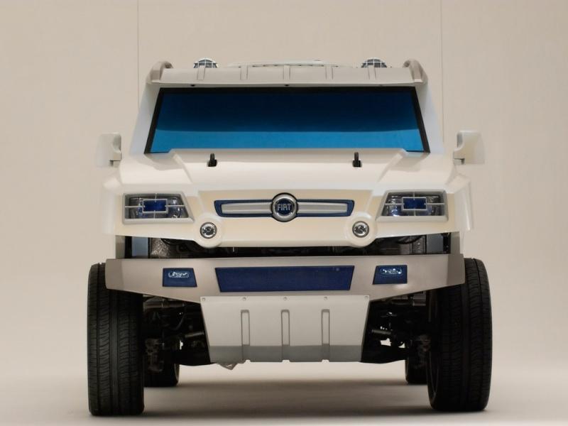 Fiat Oltre Concept (Italy's Hummer) c'est quoi cette machine??? 2005-o10