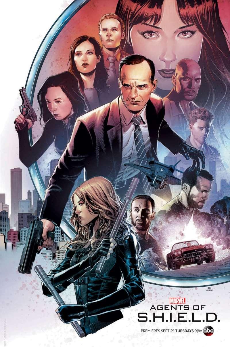 Les Agents du S.H.I.E.L.D [ABC/Marvel - 2013] - Page 3 Shield10