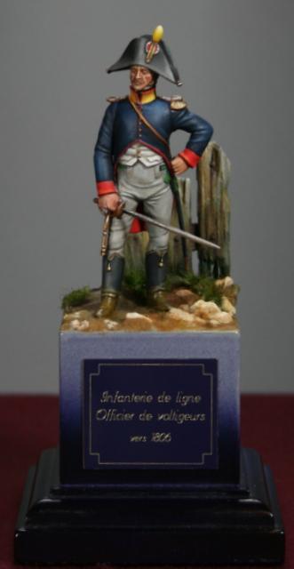 Officier de voltigeurs 1806. Img_5810