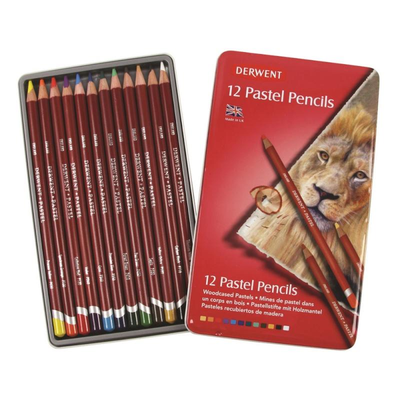 Derwent : les différences de crayons Derwen11
