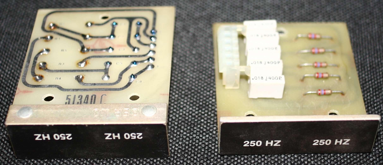 Filtre actif JBL UREI 5234 Cards10