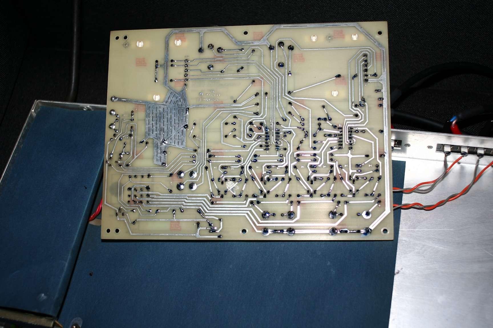 Filtre actif JBL UREI 5234 Pcb_bo10