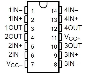 Filtre actif JBL UREI 5234 Pinout11