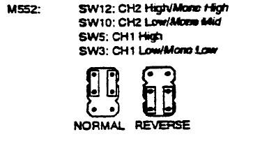 Réglage jbl  m552 en bi-amplification sur mes L200 Polari10
