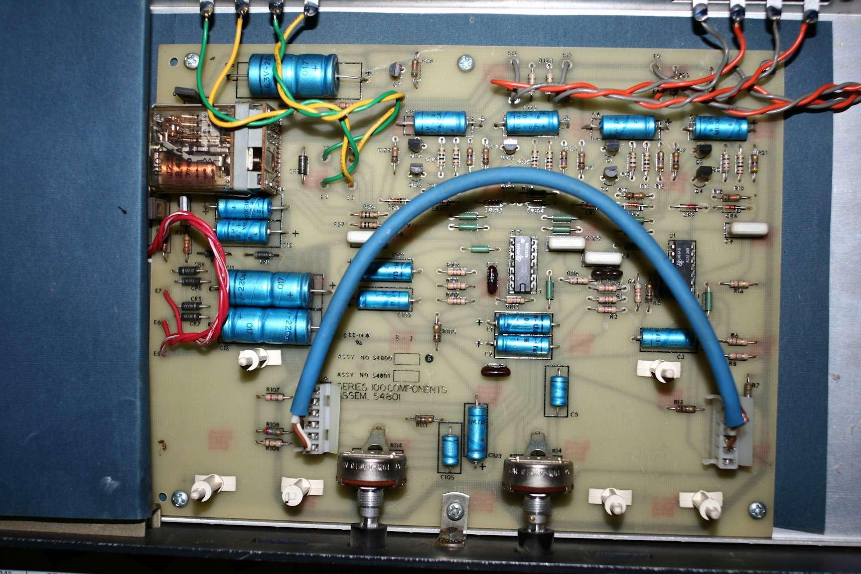 Filtre actif JBL UREI 5234 Pontag10