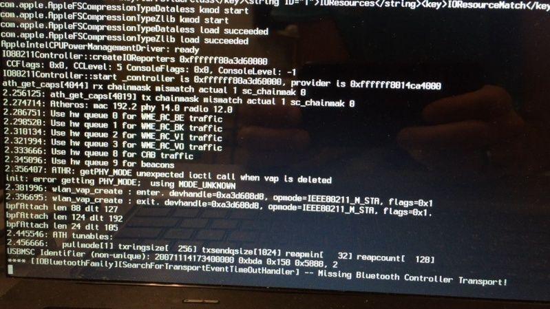 [RESOLU] Problème boot sur clé  - Page 2 Img_0711