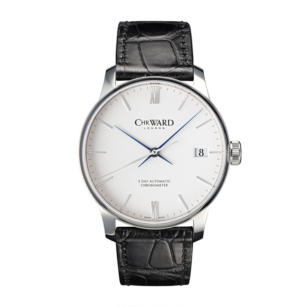 Revue Christopher Ward C9 Harrison C9-cos10