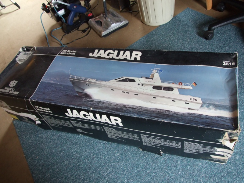 HEGI Jaguar C66 Motoryacht Dscf0110