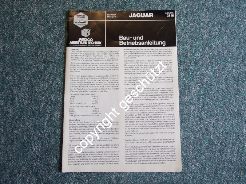 HEGI Jaguar C66 Motoryacht - Seite 2 Dscf0118