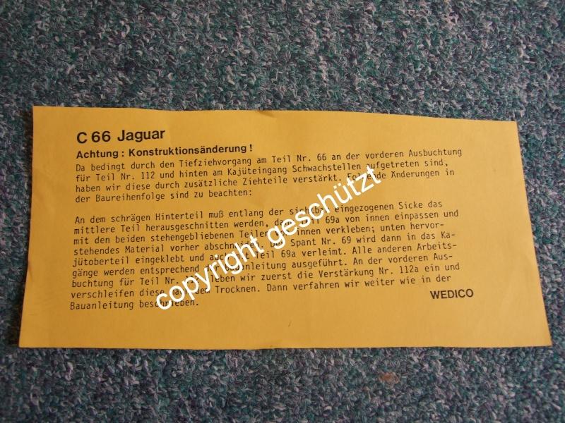 HEGI Jaguar C66 Motoryacht - Seite 2 Dscf0122