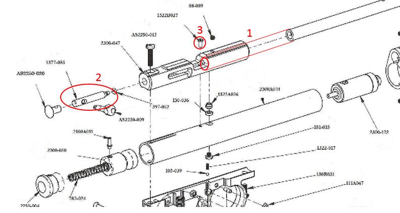 "Crosman  2300T Custom & Co. - Essais (canon 18"") - Page 3 Crosma10"