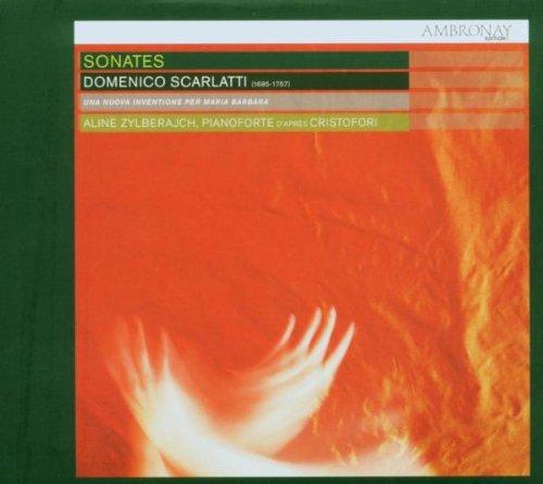 Domenico Scarlatti: discographie sélective - Page 5 41-lyk11