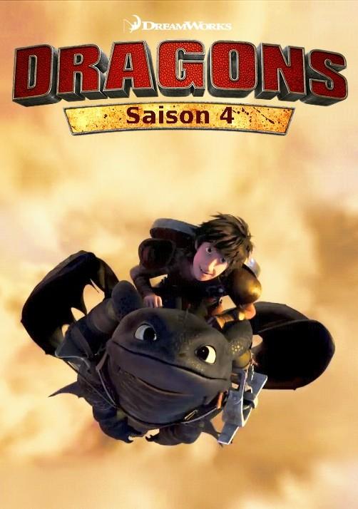 Dragons pour les débutants Saison10