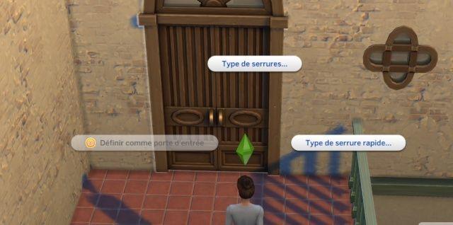 [Fiche] Restreindre l'accès à une porte une porte, à un portail ou à une arche - Méthode pour avant la MAJ du jeu du  9/7/15 110