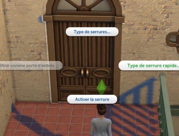 [Fiche] Restreindre l'accès à une porte une porte, à un portail ou à une arche - Méthode pour avant la MAJ du jeu du  9/7/15 510