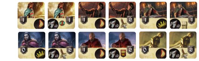 la rébellion de Robert Baratheon façon tempête de lame par pazu  Chefs_10