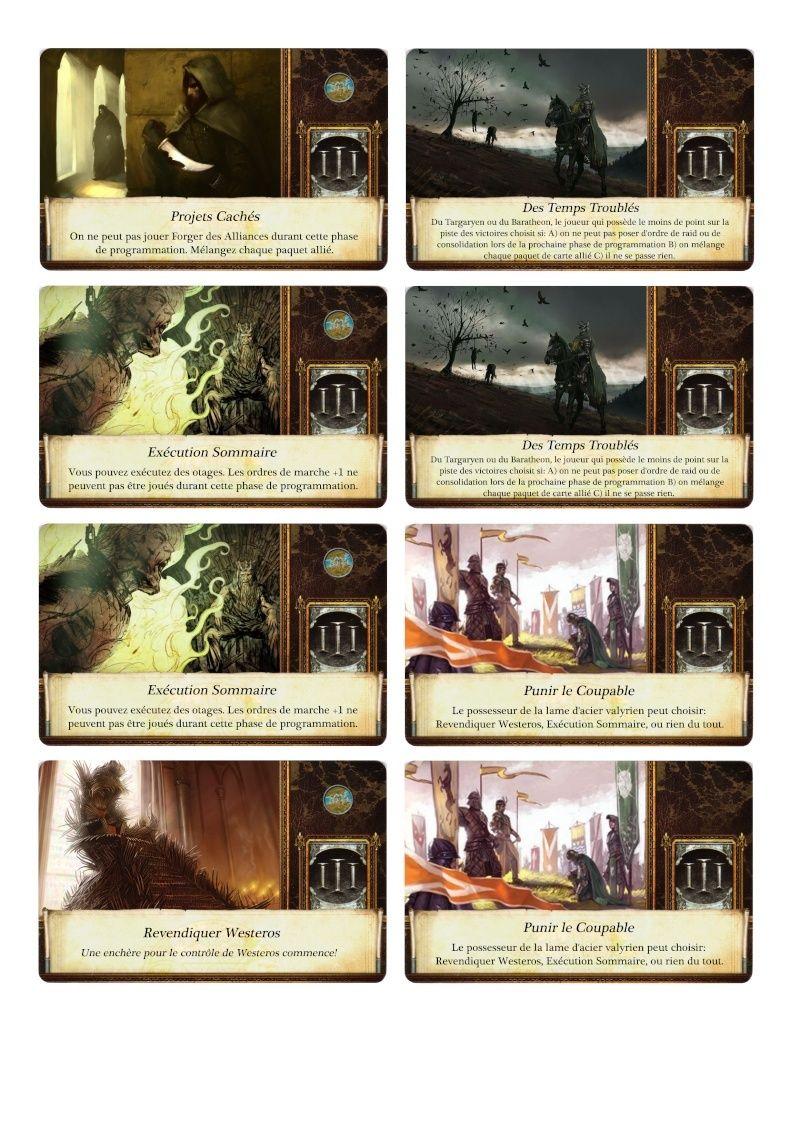 la rébellion de Robert Baratheon façon tempête de lame par pazu  - Page 2 Wester11