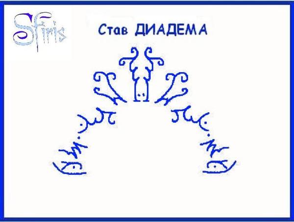 """став - Став """"ДИАДЕМА""""-Автор:Sfiris Oei_ya10"""