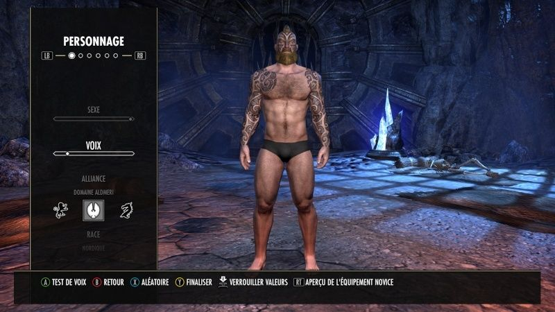 The Elder Scrolls Online : TESO - Nos personnages Screen14