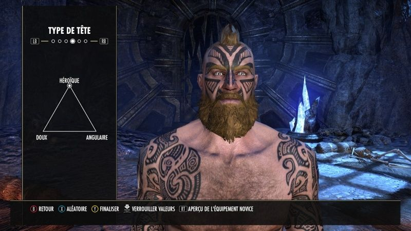 The Elder Scrolls Online : TESO - Nos personnages Screen15
