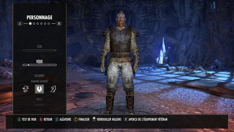The Elder Scrolls Online : TESO - Nos personnages Screen16