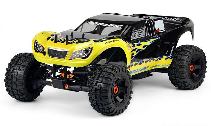 Mon Monster Truck 1/5 - T-R5 Turbo ou Rampage MT ou Maverick MT - Page 4 2707-010