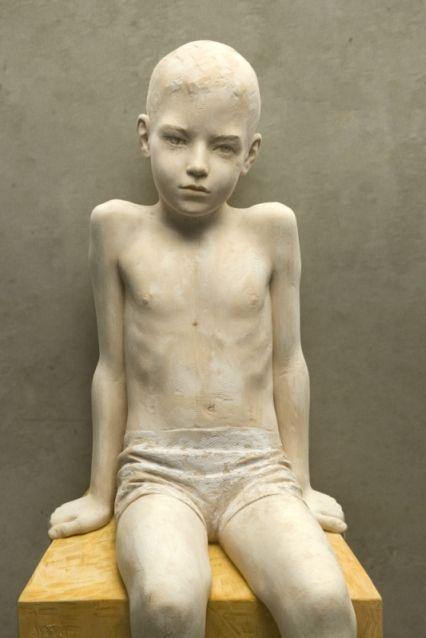 Une sculpture / un sculpteur en passant - Page 7 Bruno_12