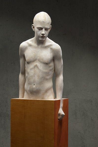Une sculpture / un sculpteur en passant - Page 7 Bruno_13