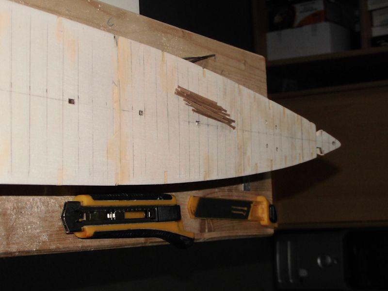 """""""Prinz Eugen"""" 1:200 von Hachette gebaut von Kurti - Seite 2 Pe2811"""