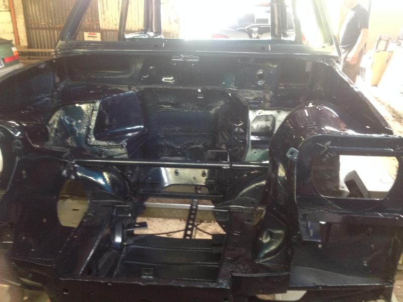 Restauration de ma R5 turbo2 baptisée AKI - Page 2 Avt10