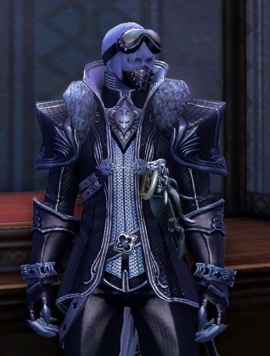 [Asmodae]  Vhen, légionnaire de la légion de Saranisha. Vhen10