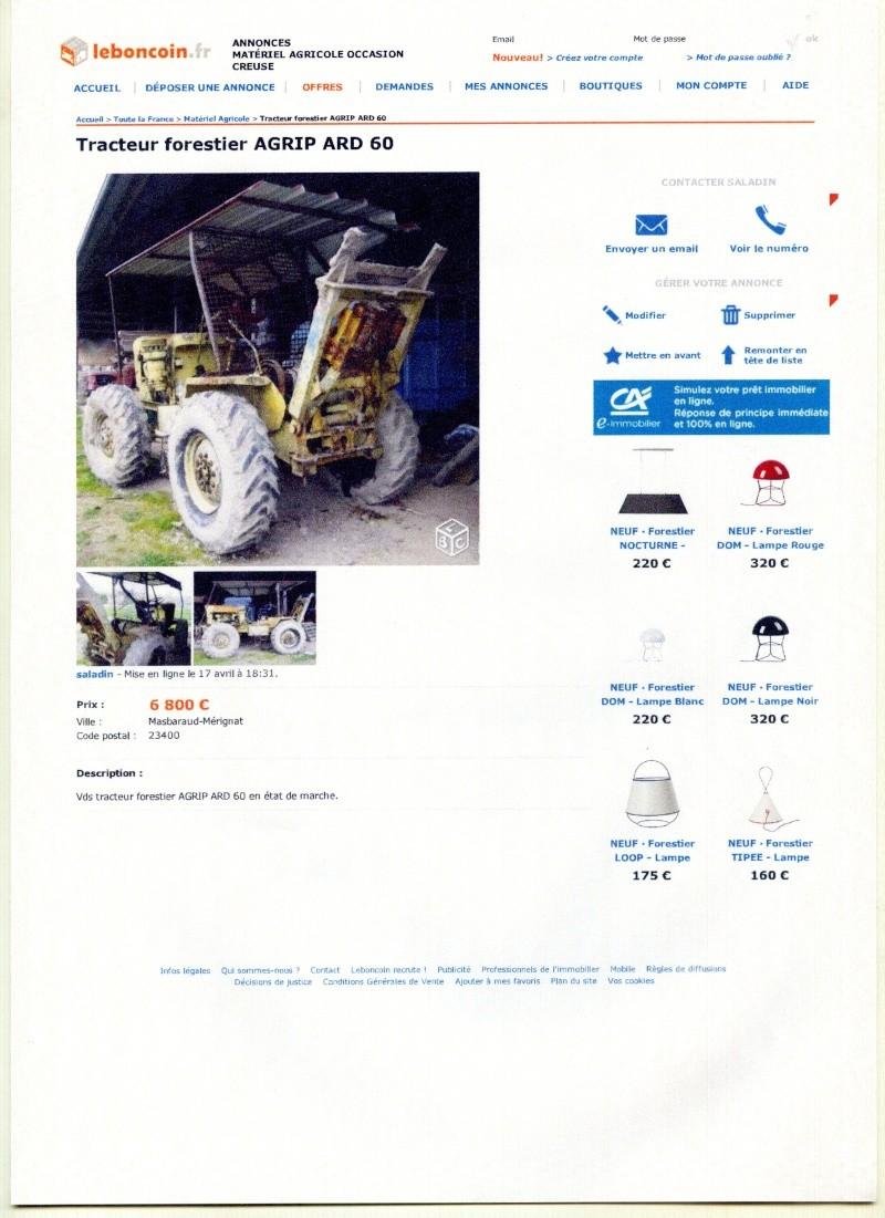 Les AGRIP en vente sur LBC, Agriaffaires ou autres - Page 2 Img27810