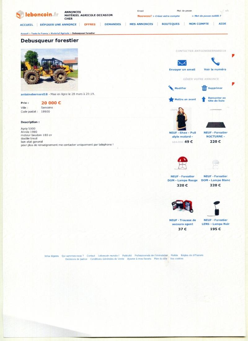 Les AGRIP en vente sur LBC, Agriaffaires ou autres - Page 2 Img28010