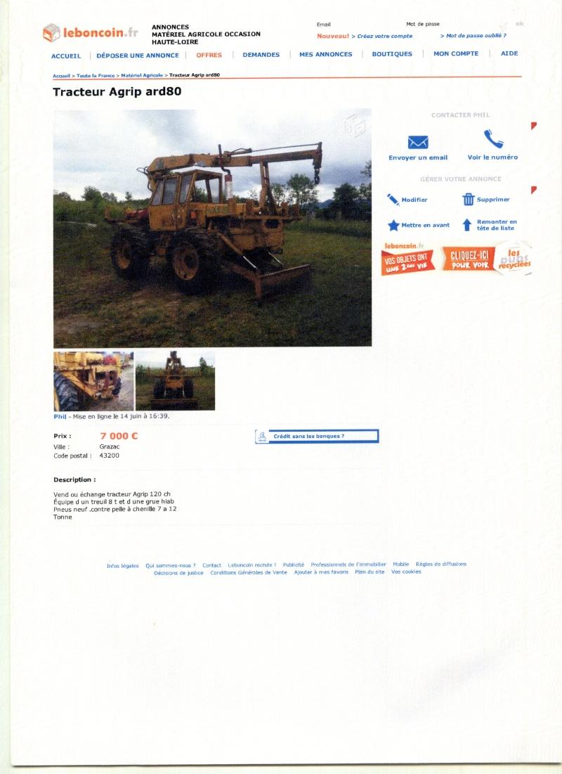 Les AGRIP en vente sur LBC, Agriaffaires ou autres - Page 2 Img28610