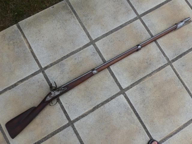 Fusil d'infanterie 1770 P1040426