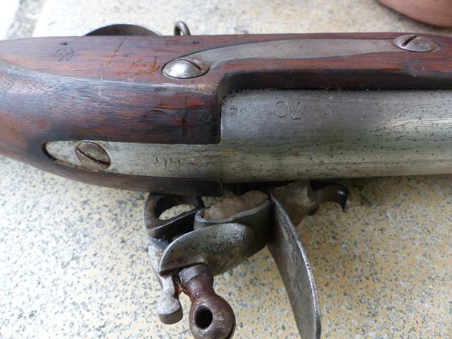 Fusil d'infanterie 1770 P1040432