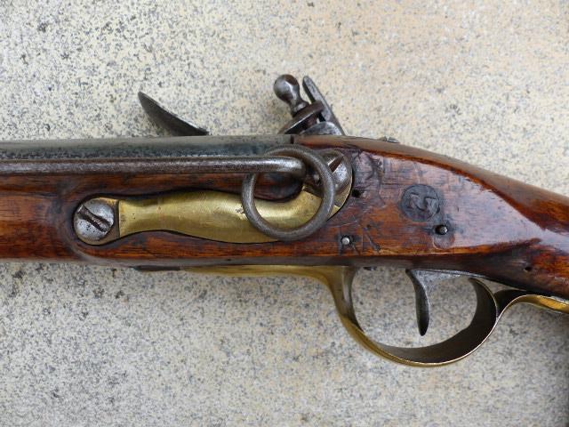 Mousqueton de cavalerie 1766 P1040439