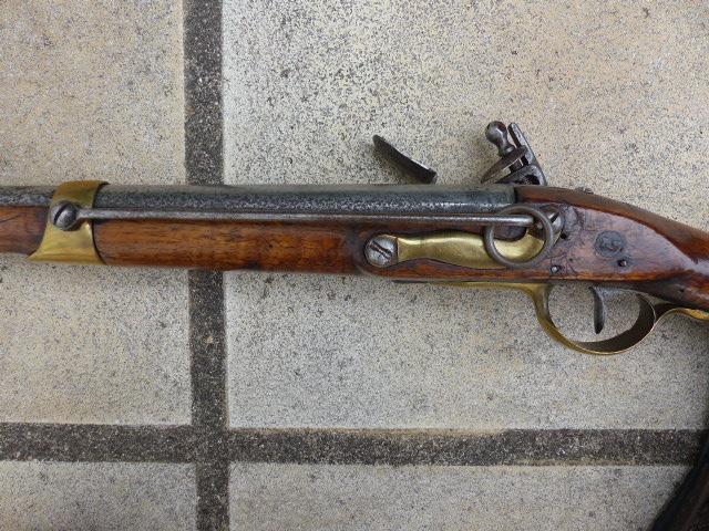 Mousqueton de cavalerie 1766 P1040440