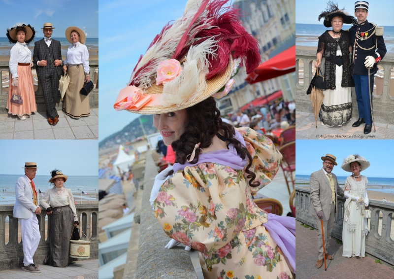 Cabourg à la Belle époque 2015, photos - Page 7 Montag10