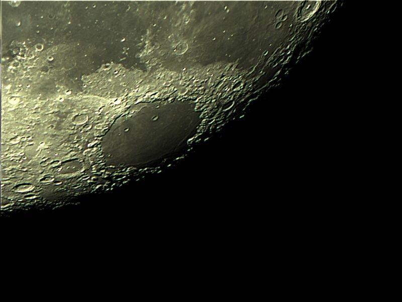 Caméra QHY5L II couleur Lune_210