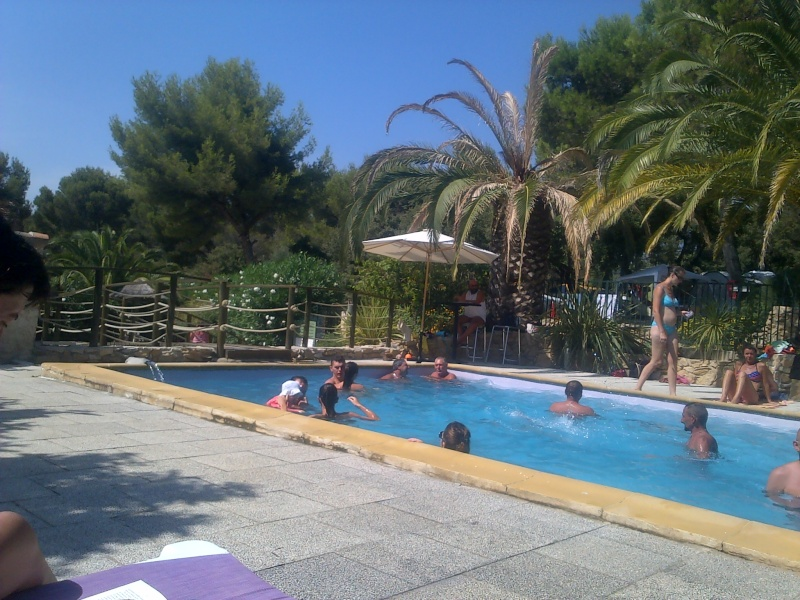 "Camping ""le clos sainte therese"" St Cyr sur Mer Img-2010"