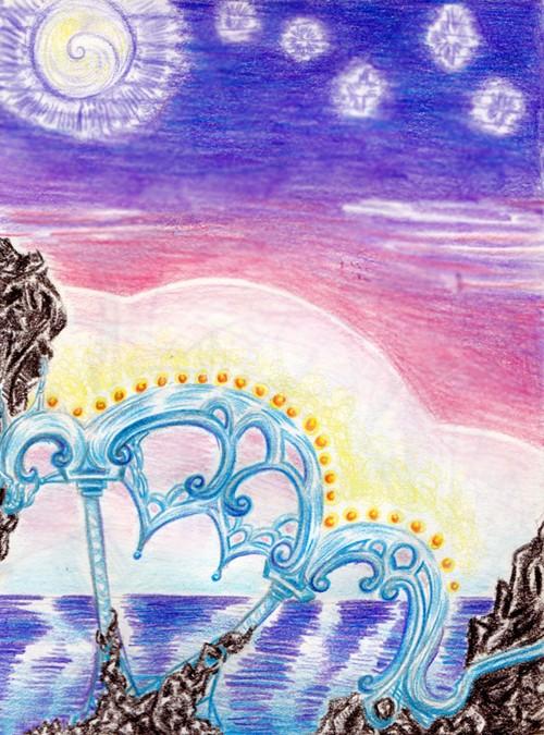 Dragons, chimères et créatures arc-en-ciel - Page 7 Pont10