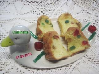 Gâteau au mascarpone et fruits confits.photos. Img_7219