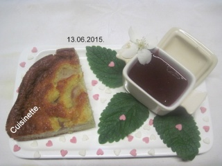 Gâteau sucré aux pommes.photos. Img_7512