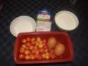 Cake aux cerises cœur de pigeon.photos. Dscf5719