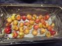 Cake aux cerises cœur de pigeon.photos. Dscf5723
